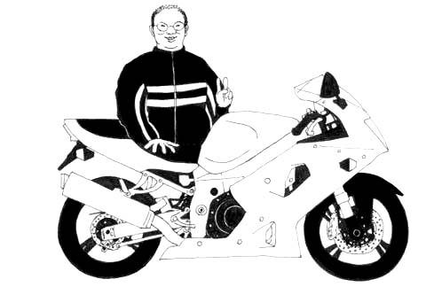 俺の自慢のバイク2