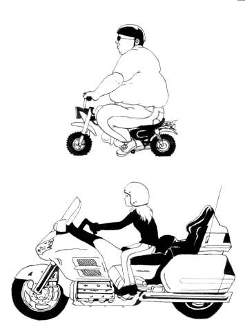 アイラブ・マイバイク